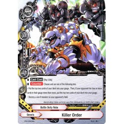 BFE X-BT04A-PR/0320EN PR Killer Order