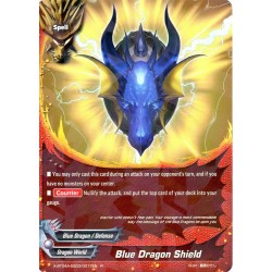 BFE X-BT04A-SS03/0017EN Foil/R Blue Dragon Shield