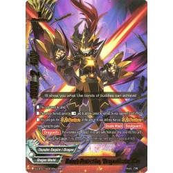 "BFE X2-BT01/0001EN RRR Batzz's Protection, ""Dragonificator"" Gao"