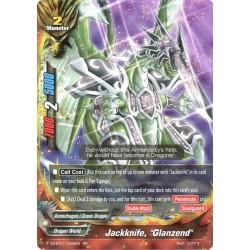 """BFE X2-BT01/0009EN RR Jackknife, """"Glanzend"""""""