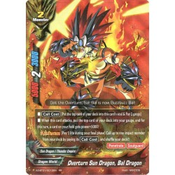 BFE X2-BT01/0010EN RR Overturn Sun Dragon, Bal Dragon