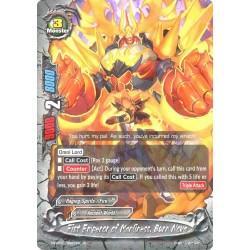 BFE X2-BT01/0027EN R Fist Emperor of Manliness, Burn Nova