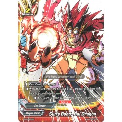 BFE X2-BT01-PR/0326EN PR Sun's Bond, Bal Dragon