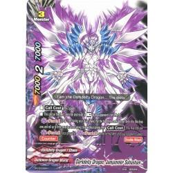 BFE X2-BT01-PR/0330EN PR Darkdeity Dragon, Jamjammer Sahasham
