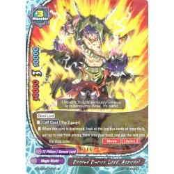 BFE X2-BT01/0024EN FOIL/R Dogged Demon Lord, Asmodai
