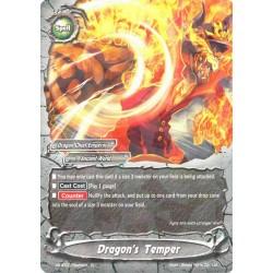 BFE X2-BT01/0028EN FOIL/R Dragon's Temper