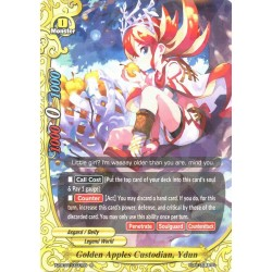 BFE X2-BT01/0031EN FOIL/R Golden Apples Custodian, Ydun