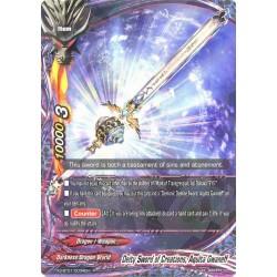 BFE X2-BT01/0034EN FOIL/R Deity Sword of Creations, Aqulta Gwaneff