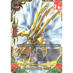BFE X2-BT01/0038EN FOIL/R Heavenly Claws, Raikiri