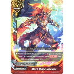 BFE X2-BT01/0039EN FOIL/U Mera Blade Inazuma