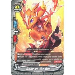 BFE X2-BT01/0043EN FOIL/U Ricky on the Ban