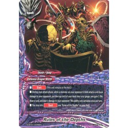 BFE X2-BT01/0046EN FOIL/U Rules of the Depths