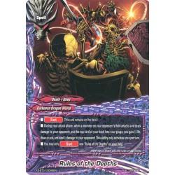 BFE X2-BT01/0046EN FOIL/U Rules of the Depths