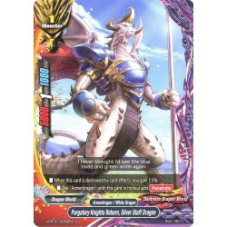 BFE X2-BT01/0050EN FOIL/U Purgatory Knights Reborn, Silver Staff Dragon
