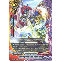BFE X2-BT01/0051EN FOIL/U Purgatory Knights Reborn, Crossbow Dragon
