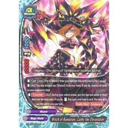 BFE X2-BT01/0057EN FOIL/C Witch of Ruination, Cathy the Devastator