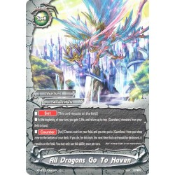 BFE X2-BT01/0061EN FOIL/C All Dragons Go To Heaven