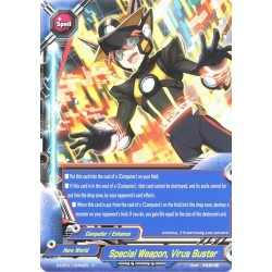 BFE X2-BT01/0066EN FOIL/C Special Weapon, Virus Buster