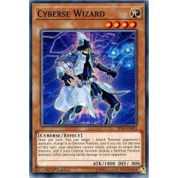 SP18-EN003 Commune Sorcier Cyberse / Cyberse Wizard