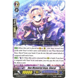 CFV G-CB07/022EN-B R Duo Memorial Days, Sheryl