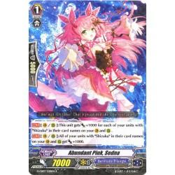 CFV G-CB07/028EN R Abundant Pink, Sedna
