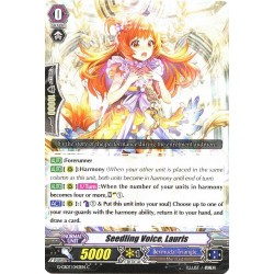 CFV G-CB07/043EN C  Seedling Voice, Lauris