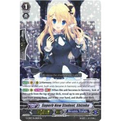 CFV G-CB07/Re:01EN RRR  Superb New Student, Shizuku