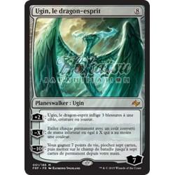 MTG 001/185 Ugin, the Spirit Dragon