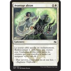 MTG 002/185 Abzan Advantage