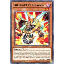 EXFO-EN007 Dragon Cartourokkette /Shelrokket Dragon
