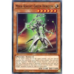EXFO-EN015 Horizon Vert Mekk-Chevalier /Mekk-Knight Green Horizon