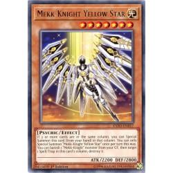 EXFO-EN017 Étoile Jaune Mekk-Chevalier /Mekk-Knight Yellow Star