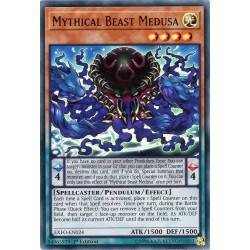 EXFO-EN024 Méduse, Bête Mythique /Mythical Beast Medusa