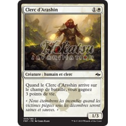 MTG 005/185 Arashin Cleric