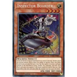 EXFO-EN035 Boarder Inspecteur /Inspector Boarder