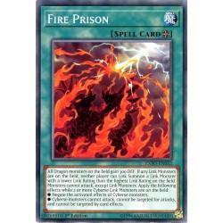 EXFO-EN052 Prison de Feu /Fire Prison