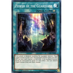 EXFO-EN060 Pouvoir des Gardiens /Power of the Guardians