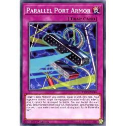EXFO-EN066 Armure Port Parallèle /Parallel Port Armor