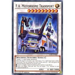 EXFO-EN087 Transport Autocaravane F.A. /F.A. Motorhome Transport