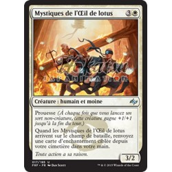 MTG 017/185 Lotus-Eye Mystics