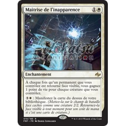 MTG 019/185 Mastery of the Unseen