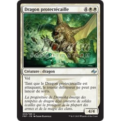MTG 030/185 Wardscale Dragon