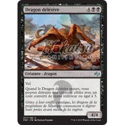 MTG 077/185 Noxious Dragon