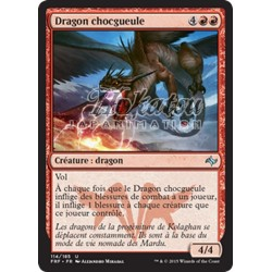 MTG 114/185 Shockmaw Dragon