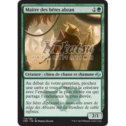MTG 119/185 Abzan Beastmaster
