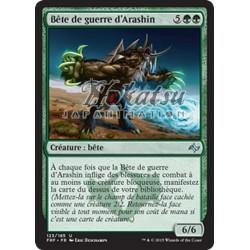 MTG 123/185 Arashin War Beast