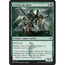 MTG 124/185 Archers of Qarsi