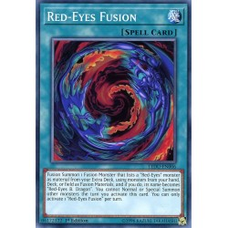 LEDU-EN006 Red-Eyes Fusion  / Fusion aux Yeux Rouges