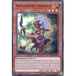 LEDU-EN008 Amazoness Princess  / Princesse Amazonesse