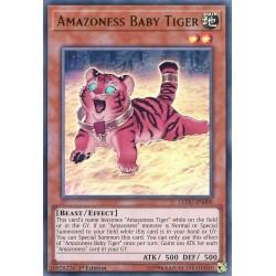 LEDU-EN009 Amazoness Baby Tiger  / Bébé Tigre Amazonesse